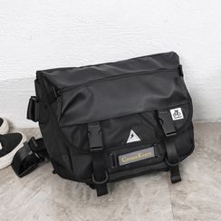 BagBuzz - Buckled Lightweight Crossbody Bag