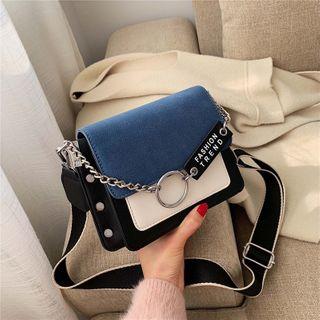 NewTown - Color Block Crossbody Bag