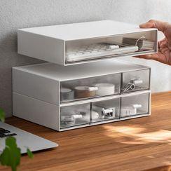 Lazy Corner - 抽屜式桌面收納盒