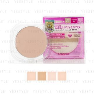 Canmake - Marshmallow Finish Powder SPF 26 PA++ Refill - 4 Types