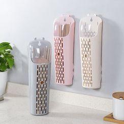 Yulu - 黏牆塑膠筷子架