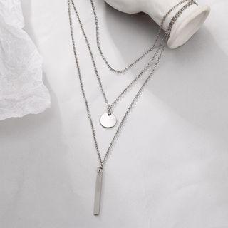 Zarafinus - Chain Layered Necklace