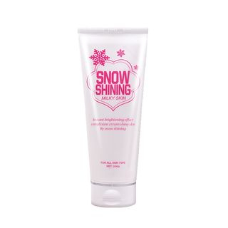 CORINGCO - Crema blanqueadora Snow Shining Milky Skin 200 g