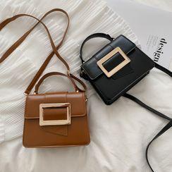 Daelynn - Faux Leather Handbag