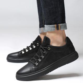 MARTUCCI - 真皮系带休閒鞋