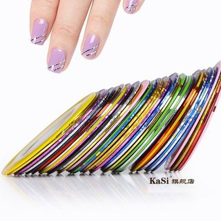 Kasi - Kunstmotive für Nägel
