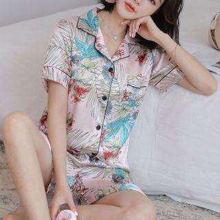 Almilo - Printed Pajama Set