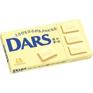 Morinaga - Dars White Chocolate 42g