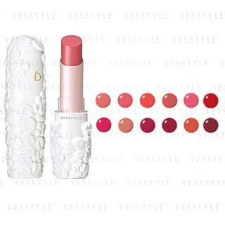 Shiseido - Benefique Theoty Lipstick Melty Touch - 20 Types