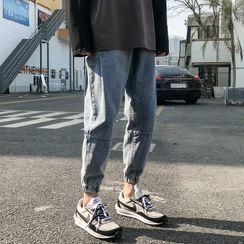 DuckleBeam - Cargo Harem Jeans