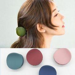 Misili - Matte Color Hair Clip (Various Designs)
