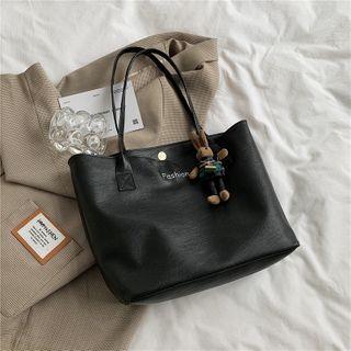 Lizzy - 字母手提袋 / 掛飾 / 套裝