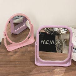 Michu - Plastic Desktop Mirror