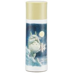 Skater - My Neighbor Totoro Stainless Mug Bottle with Cup 360ml (Water Color)