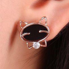 晴雯 - 猫耳环