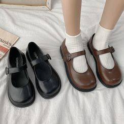 SouthBay Shoes - Mary Jane Shoes