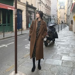 MRCYC - Plain Loose-Fit Coat