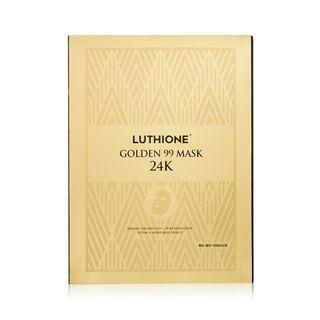 LUTHIONE - Golden 99 Mask 24K Set