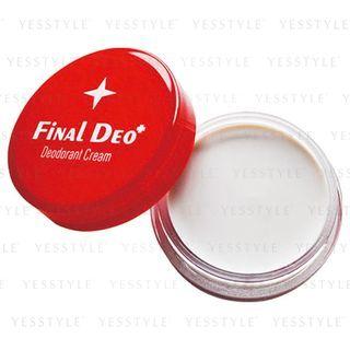 akaran - Final Deo Deodorant Cream