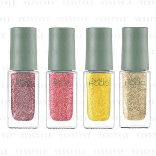 Kose - Nail Holic Limited Color 5ml - 4 Types