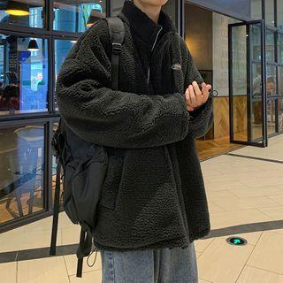 EOW - Reversible Fleece-Lined Zip Jacket
