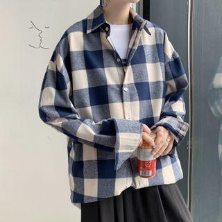 Dukakis - Plaid Shirt