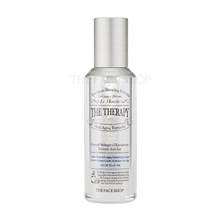 THE FACE SHOP - The Therapy Water Drop Anti-Aging Serum 45ml