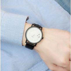 Epoca - Handless Strap Watch (various designs)