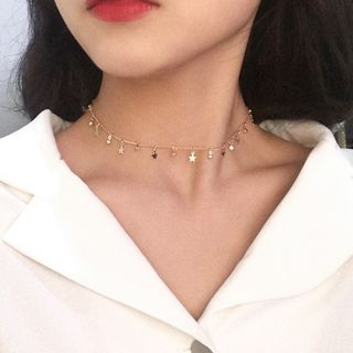 Calypso - Star Necklace