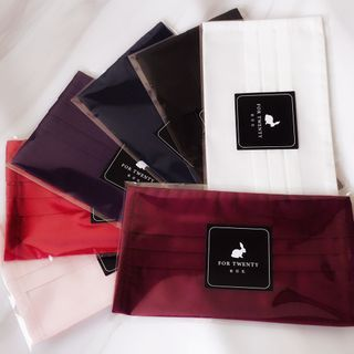 Maskrix - Handmade Plain Cotton Face Mask Cover(Adult)