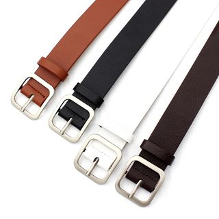 Luminarie - Faux Leather Belt