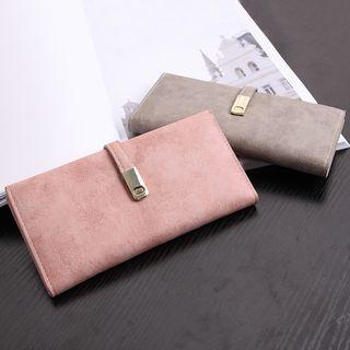Milva - Faux Leather Long Wallet