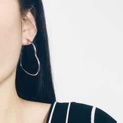 PANGU - Heart Earrings