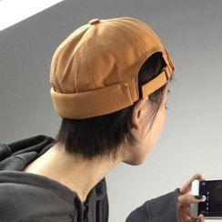 Birravin - Plain Brimless Hat