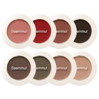 The Saem - Saemmul Single Shadow Matt - 32 Colors
