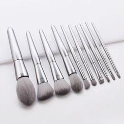 Violeta - Set of 10: Makeup Brush