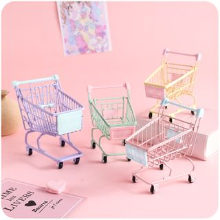 Chimi Chimi - Supermarket Trolley Makeup Sponge Holder
