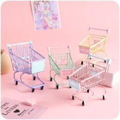 Chimi Chimi - 超级市场手推车化妆海绵收纳架
