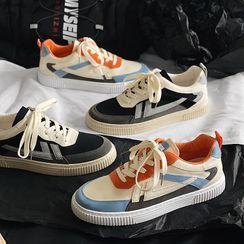 HANO - Color Block Sneakers (Various Designs)