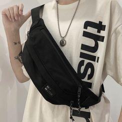 Carryme(キャリーミー) - Lettering Belt Bag