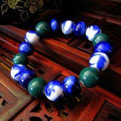 Townlet - 陶瓷饰珠手链