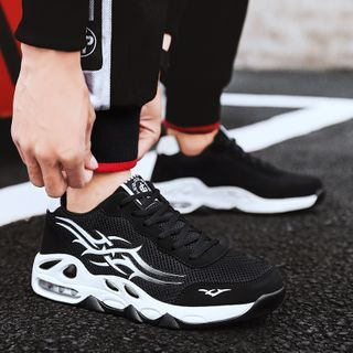 Signore - Patterned Athletic Sneakers