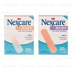 3M - Nexcare Bandages 20 pcs - 2 Types