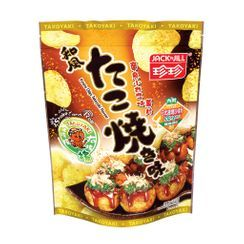 JACK'n JILL - Takoyaki Flavour Shake and Roll Potato Chips 52.5g