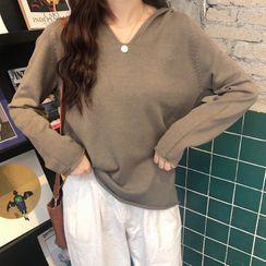 Gilmort - Hood Sweater