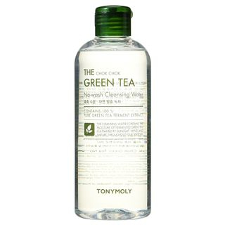 TONYMOLY - The Chok Chok Green Tea No-Wash Cleansing Water 300ml