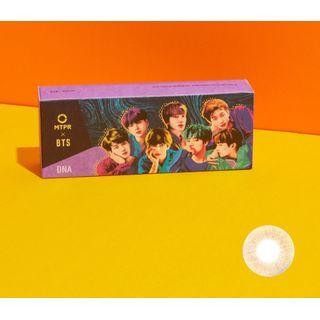 MTPR - BTS DNA 1-Day Color Lens #Destiny Brown