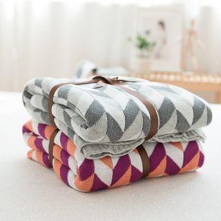 Sharemily - 圖案毛毯