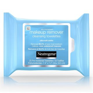 Neutrogena - Ultra-Soft Makeup Remover Wipes for Waterproof Makeup 25 Ct (Refill)