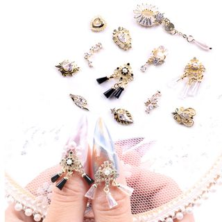 Monoe - Rhinestone Nail Art Decoration